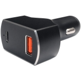 USB Car Charger 12V/24V (USB CHARGER TERRA)