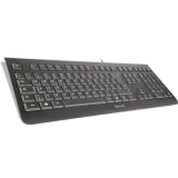 TERRA Keyboard 1000 Corded [DE] USB black (JK-0800DEADSL)